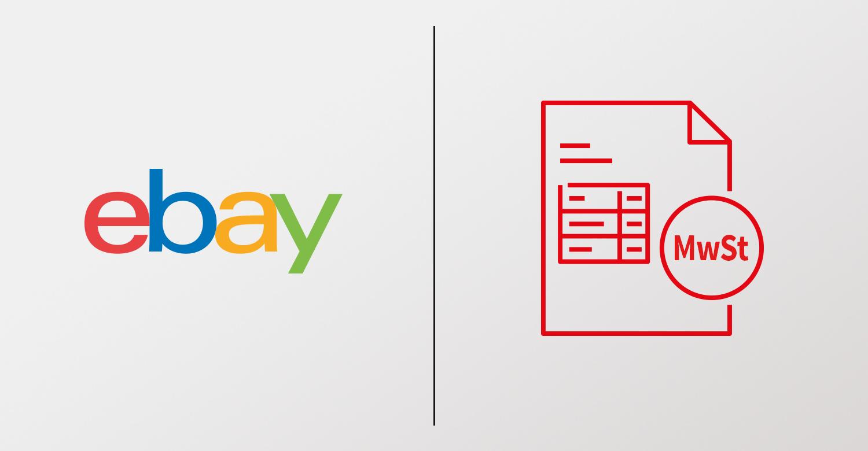 eBay Schnittstelle Mehrwertsteuersätze individualisieren